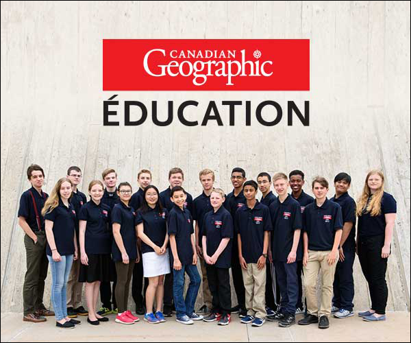 Canadian Geographic Éducation
