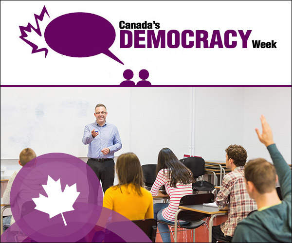 Canada's Democracy Week