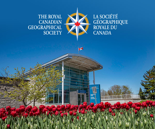 The Royal Canadian Geographic Society